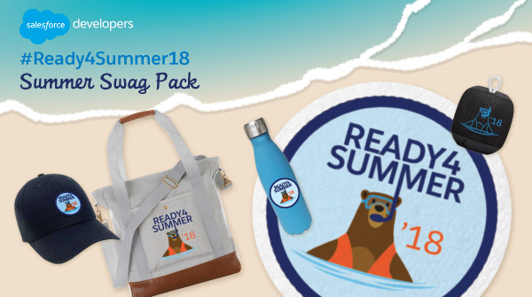 #Ready4Summer18 Summer Swag Pack