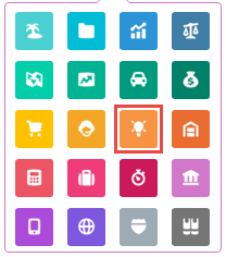 App icon gallery