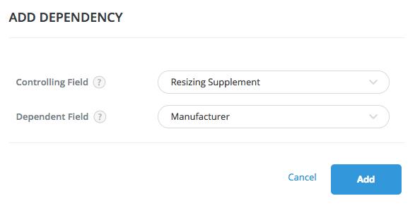 add dependency