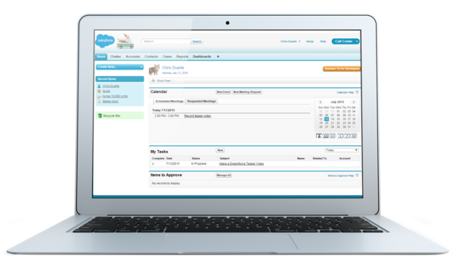 Get Started with Salesforce and Lightning Experience Unit |