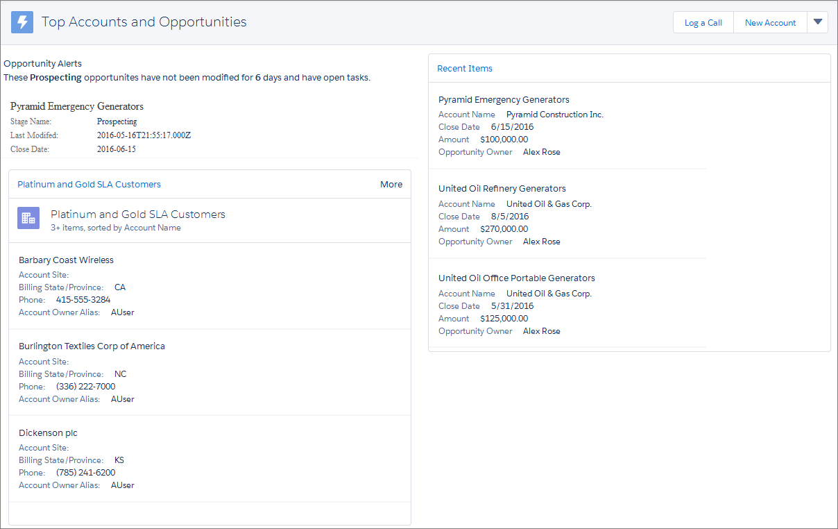 Test Your Custom Component in Lightning Experience