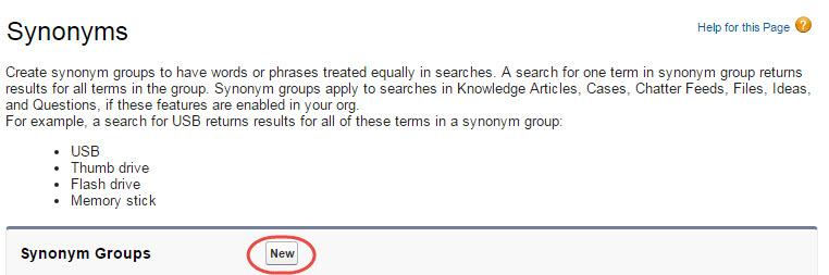 Set Up Search Customizations Unit | Salesforce Trailhead