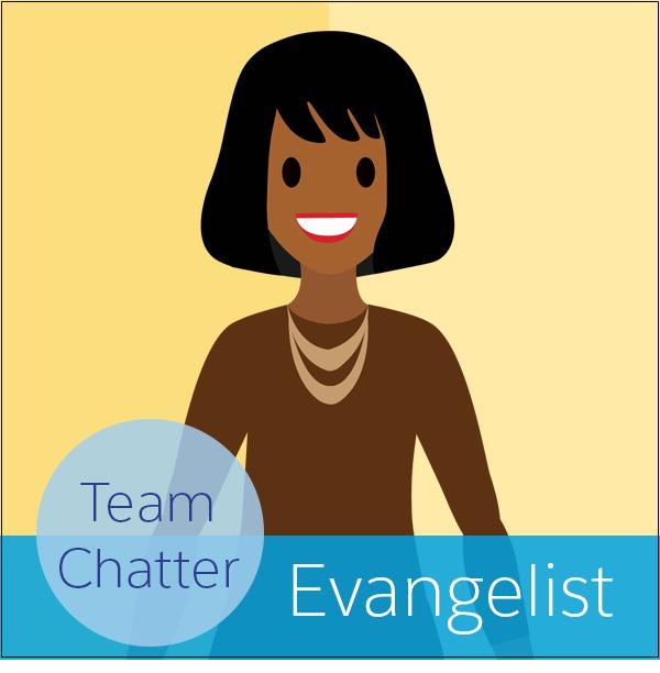 Chatter evangelist