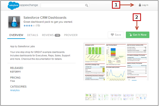 Extend Your Reporting Strategy with the AppExchange Unit |