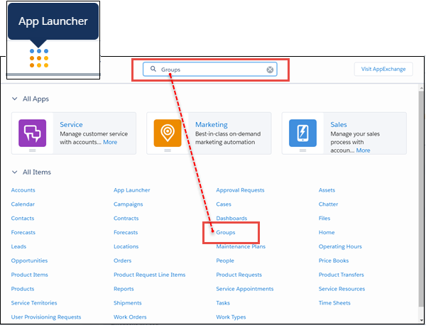 Apps Launcher