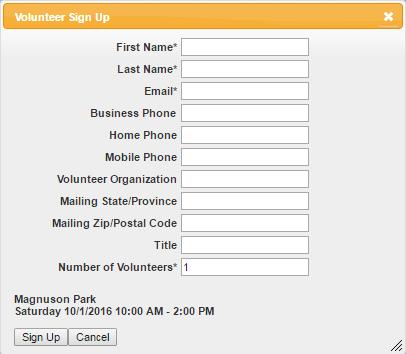 volunteer signup form elita aisushi co