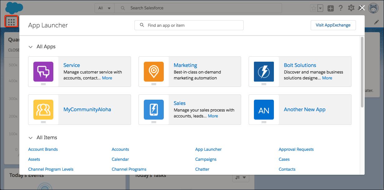 App Launcher