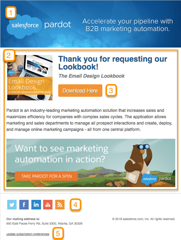 Create An Email Template Unit Salesforce Trailhead - Salesforce email templates