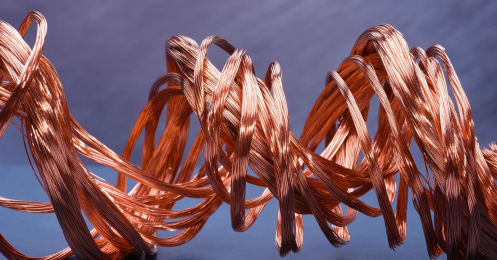 脱炭素で注目の「銅」先物価格が史上最高値へ、強みを持つ総合商社はどこ?