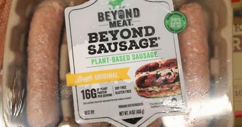 話題の「人工肉」、ビヨンド・ミートに続く有望企業は?