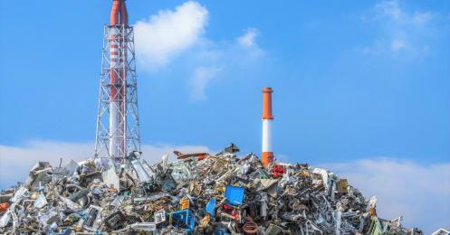 """ゴミ排出量を削減した企業の株価が好調である""""納得の理由"""""""