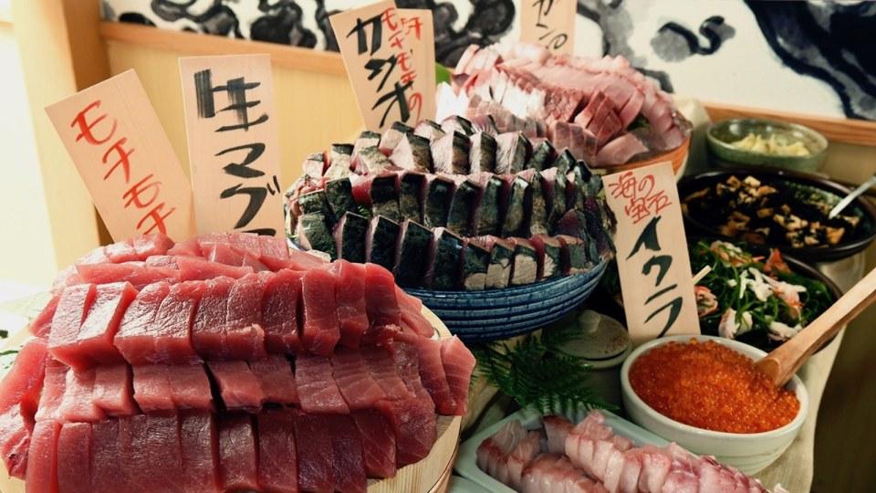 小田原 刺身 食べ 放題