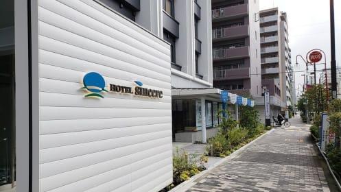 """「常識破り」の客室、""""意外な注目エリア""""東京・蒲田に開業した新ホテル"""