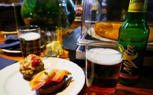 スペインの軽減税率、店内で飲むビールが安上がりな理由