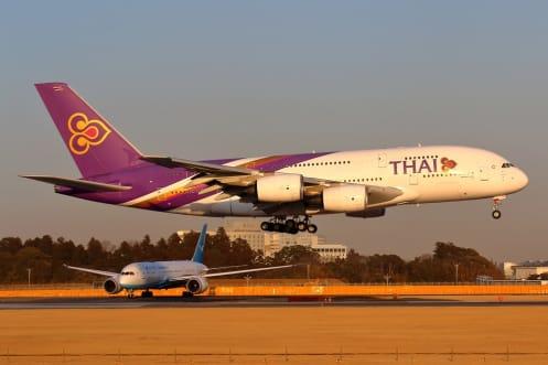 タイ航空破綻!コロナ禍で瀕死状態、東南アジア・フラッグキャリアの行く末は