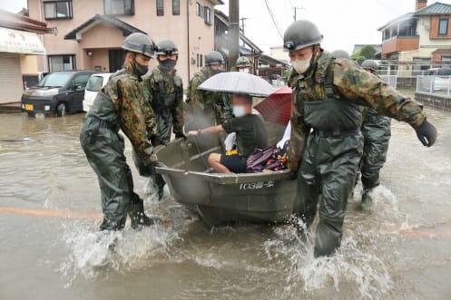 """7月豪雨被災地に6億円以上、返礼品なしの""""支援型""""ふるさと納税が寄付文化を根付かせる?"""