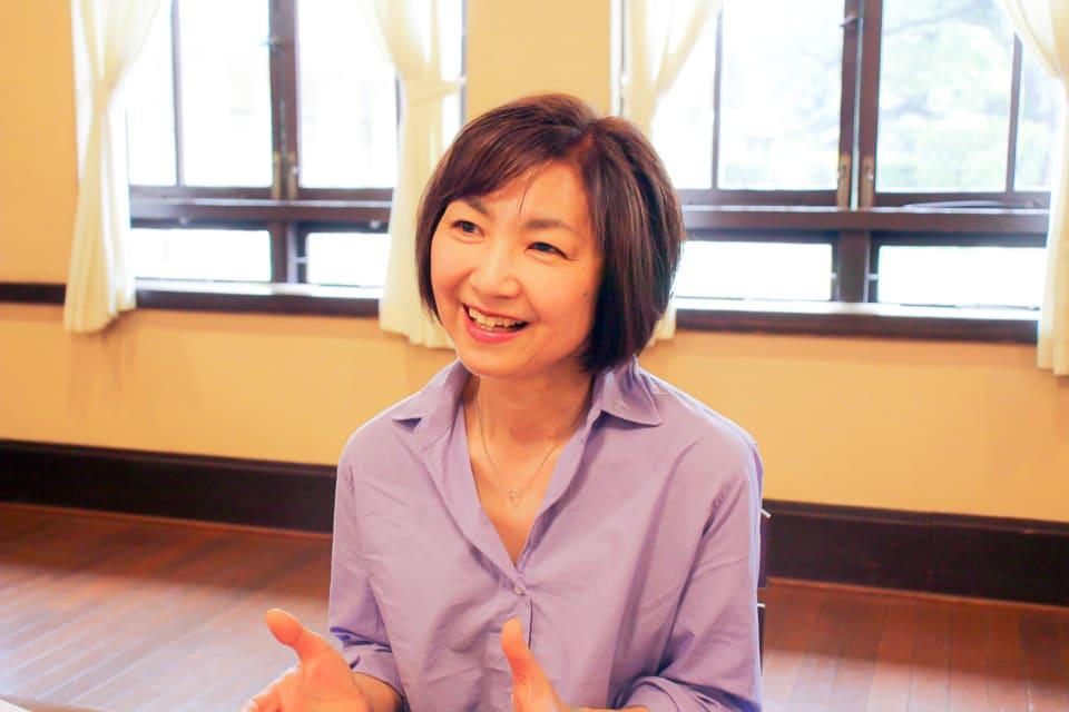 井田典子さん