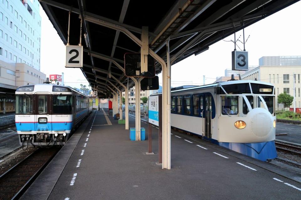 宇和島駅 普通列車_2