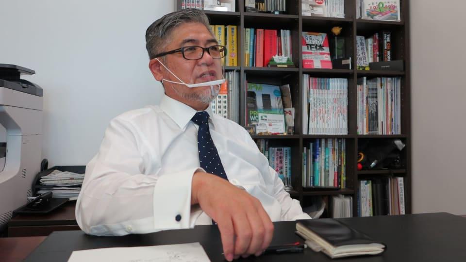 株式会社アセットビルドの代表取締役 猪俣淳さん