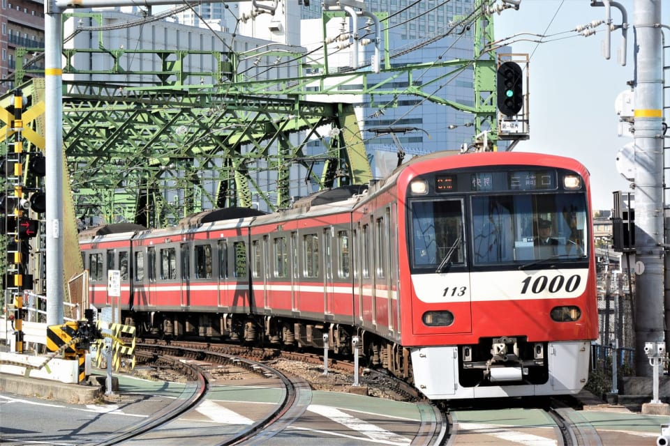 京浜急行の「快特」列車
