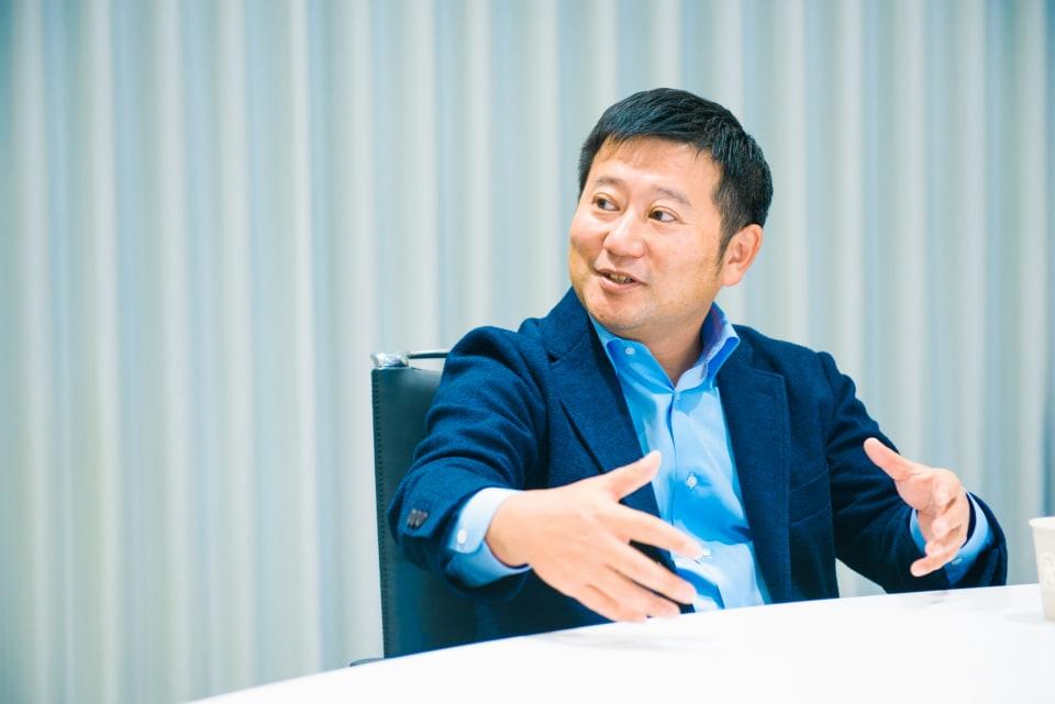 マネーフォワード代表取締役社長CEO 辻庸介