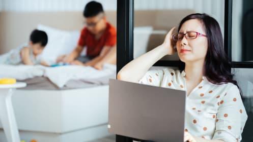 バリキャリママも体調を崩した在宅勤務の辛さ。乗り越えるために工夫した3つのこと