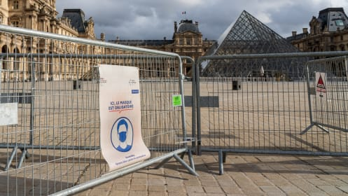 仏ロックダウンから1年 コロナ禍の日仏両国で感じた異なるストレス