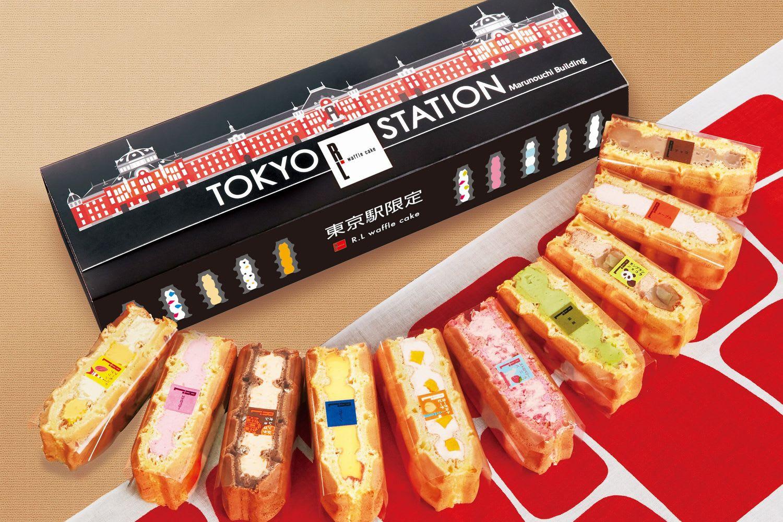 東京駅限定ワッフル10個セット