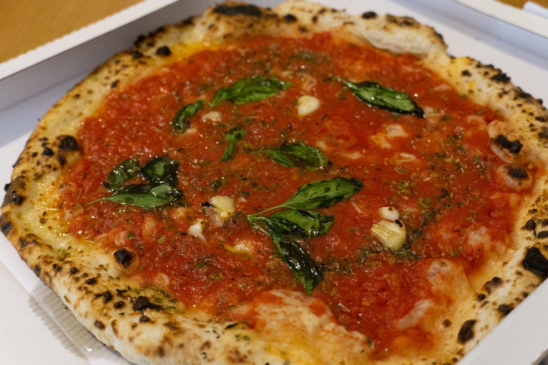 イタリアのピッツァ