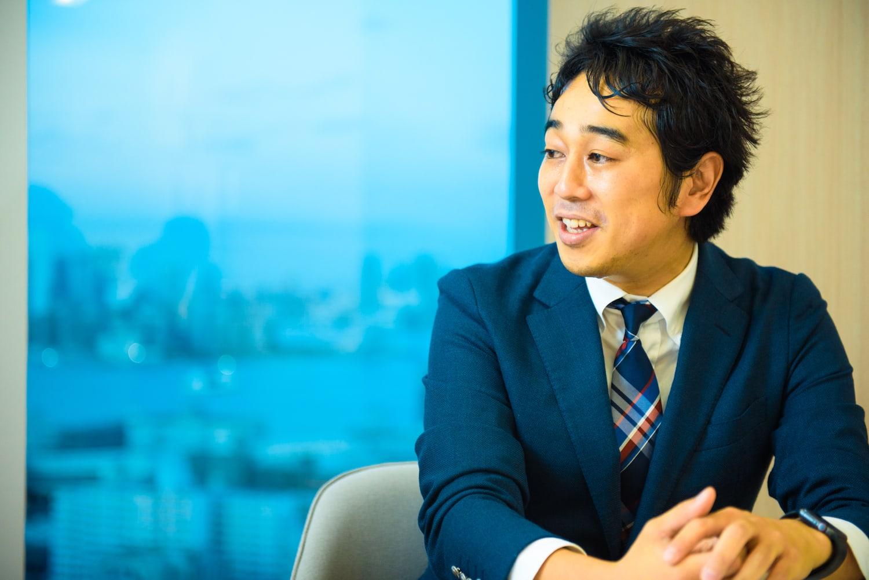 頼藤プロフィール写真
