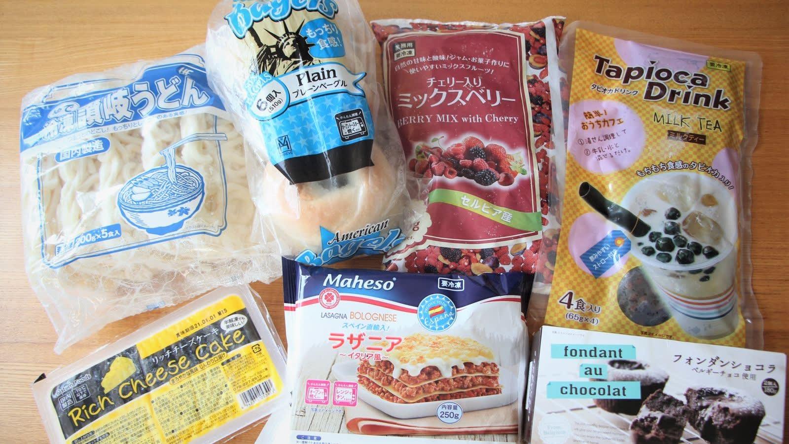 業務スーパーの人気商品