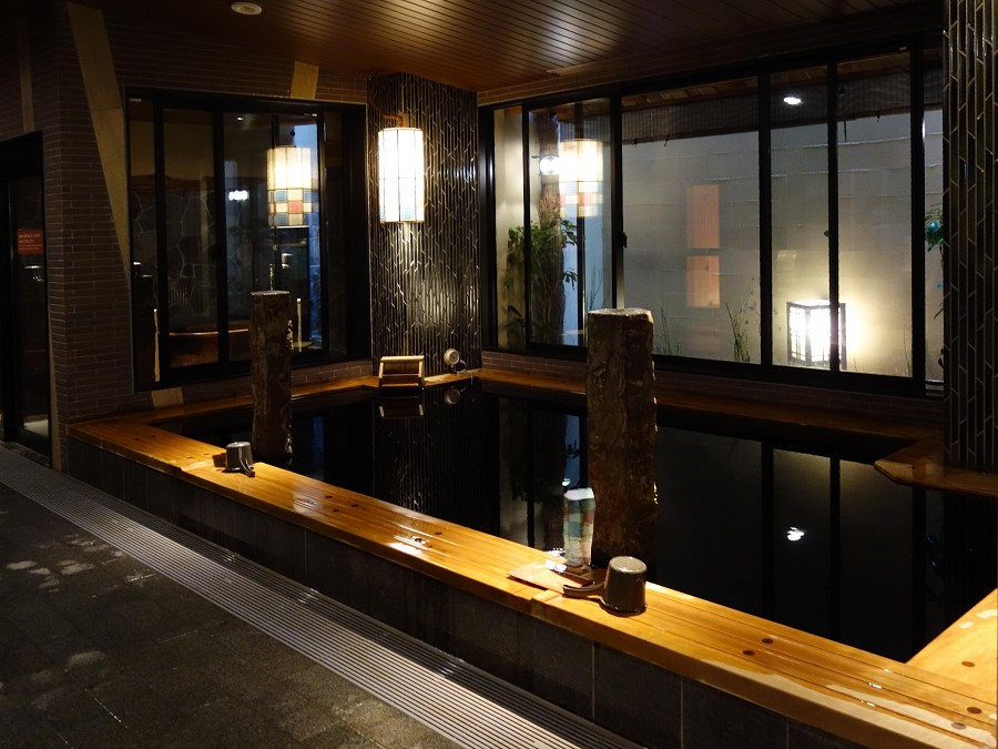 ドーミーインの温泉