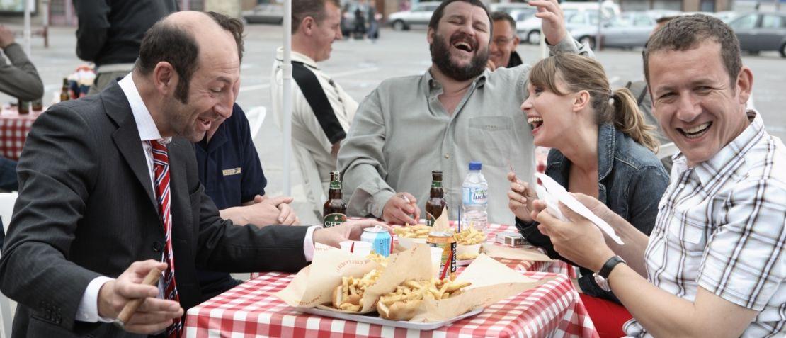 <h3>Willkommen bei den Sch'tis</h3><h4>Ein Film von Dany Boon</h4>