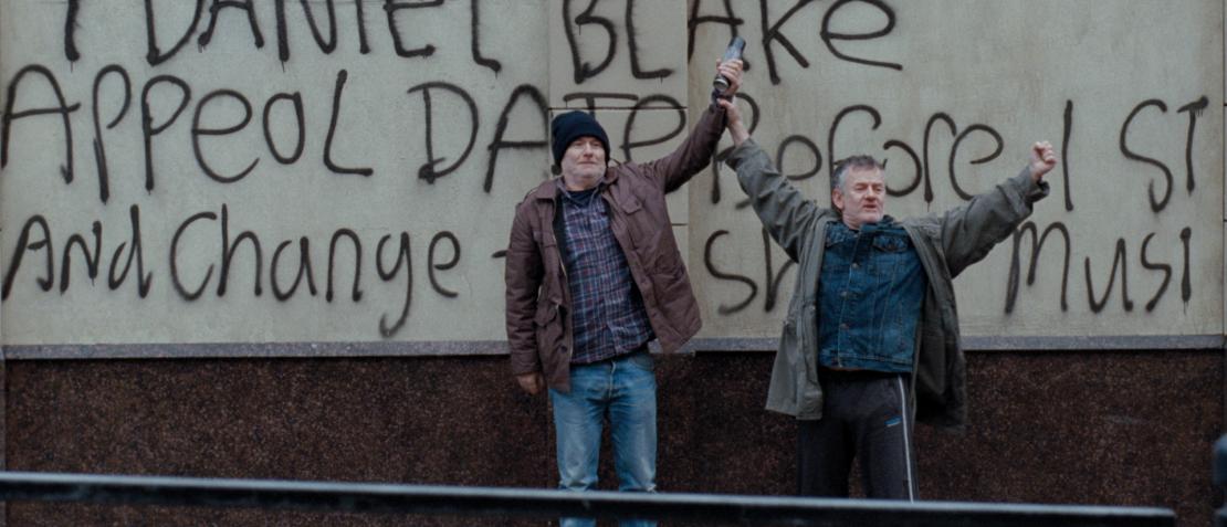 <h3>Ich, Daniel Blake</h3><h4>Ein Film von Ken Loach</h4>