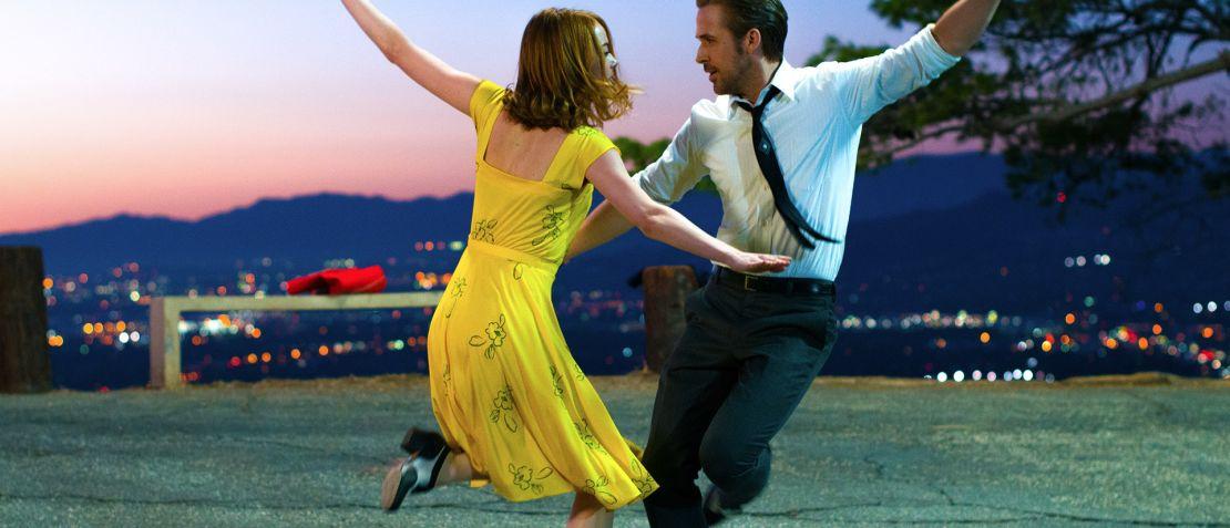 <h3>La La Land</h3><h4>Ein Film von Damien Chazelle</h4>