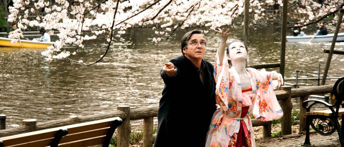 <h3>Kirschblüten - Hanami</h3><h4>ein Film von Doris Dörrie</h4>