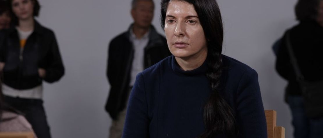 <h3>Marina Abramović: The Artist is Present</h3><h4>ein Film von Matthew Akers</h4>
