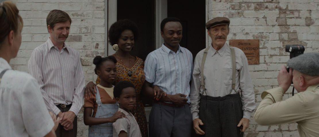 <h3>Ein Dorf sieht schwarz</h3><h4>Ein Film von Julien Rambaldi</h4>