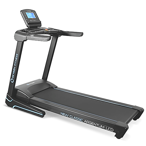 OXYGEN FITNESS NEW CLASSIC ARGENTUM LCD