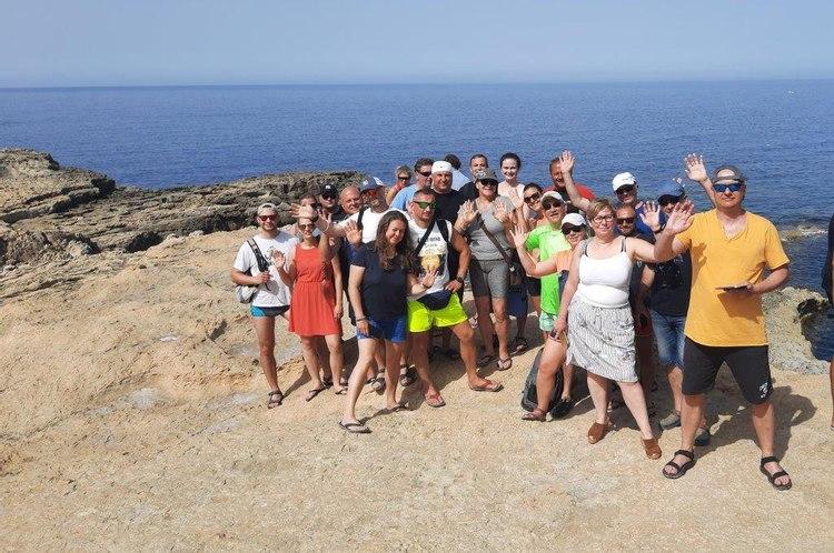 Hydrozagadka na Gozo