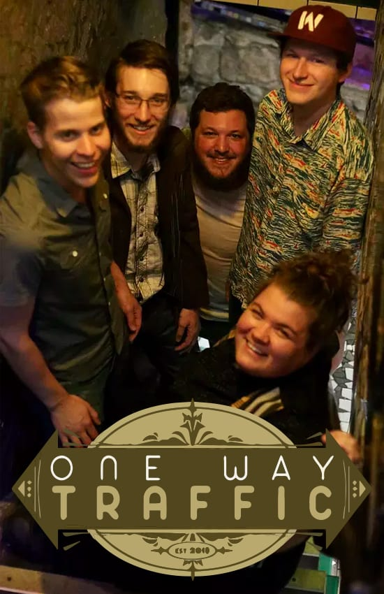 Pridefest 2020: One Way Traffic