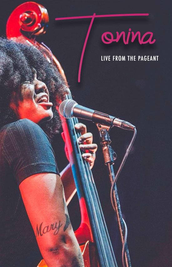 The Pageant Livestream Series: Tonina