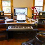 Estudio de música para Ingeniero en Sonido