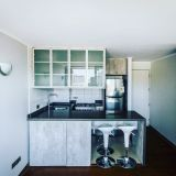 Remodelación de cocina pequeña.