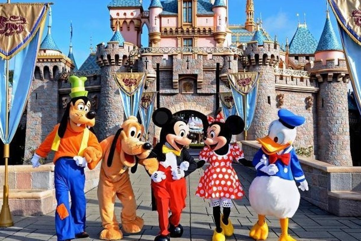 Disneyland Anaheim Tour Package  lifehacked1stcom