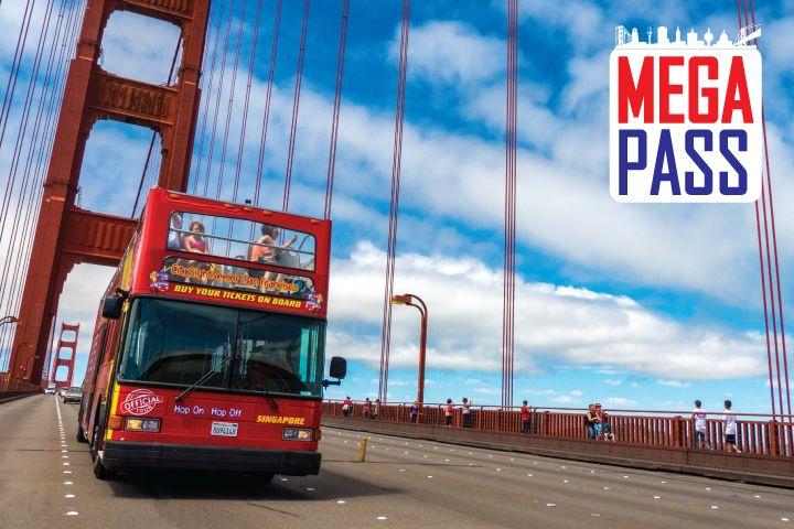 San Francisco Tour Map