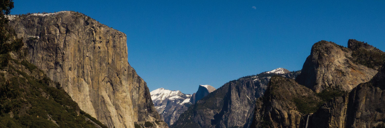 Yosemite National Park Bus Tour