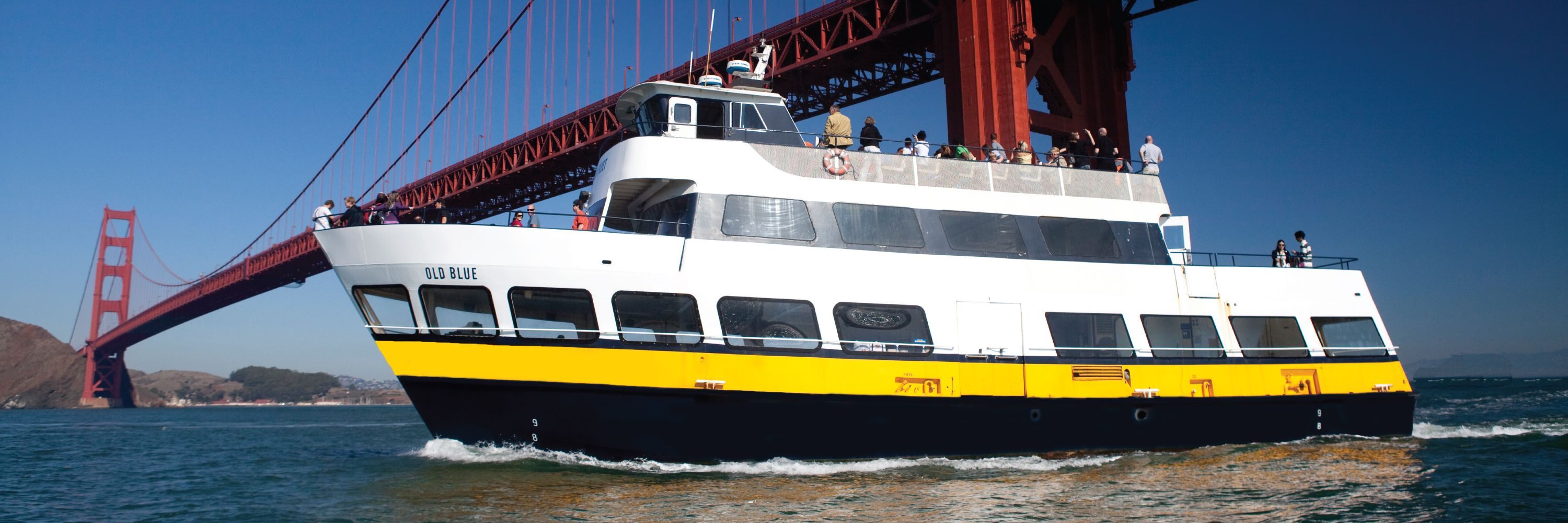 San Francisco Boat Tours 1 Hour Bay Cruise