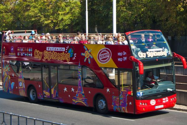 City Sightseeing San Antonio Sightseeing Tour And River