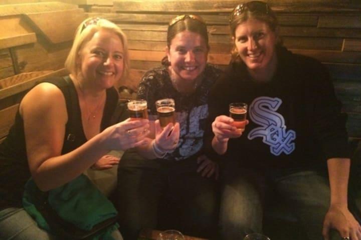 3 beer tasters uukxxp